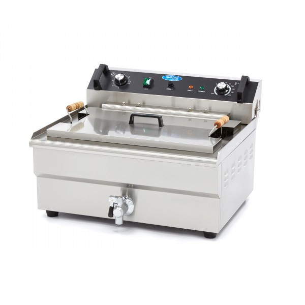 Maxima Bakery - Fish Fryer 1 x 30L Electric with F...