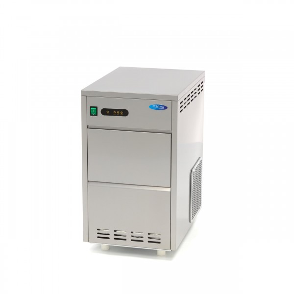 Maxima Flake Ice / Crushed Ice Machine M-ICE 30 FL...