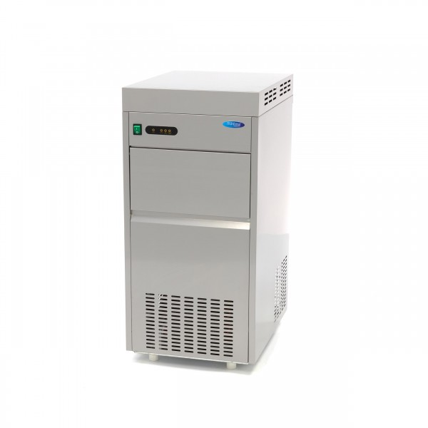 Maxima Flake Ice / Crushed Ice Machine M-ICE 85 FL...