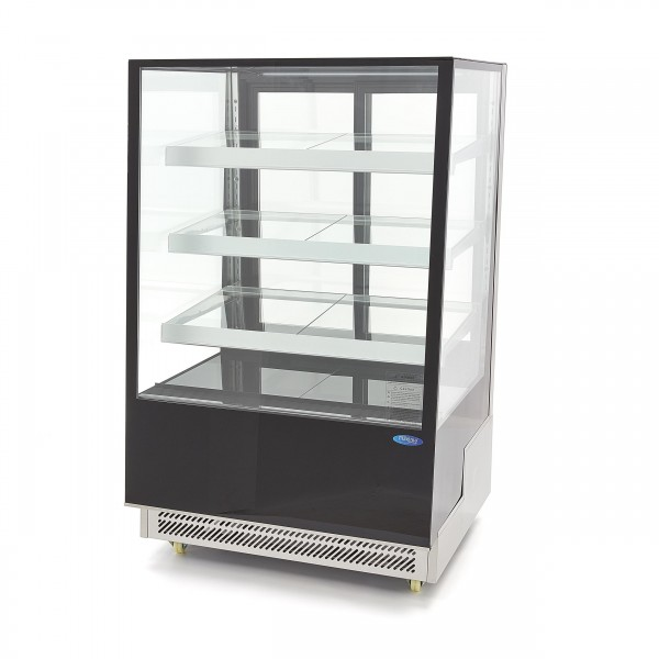 Maxima Cake / Pastry Refrigerated Display 400L Bla...
