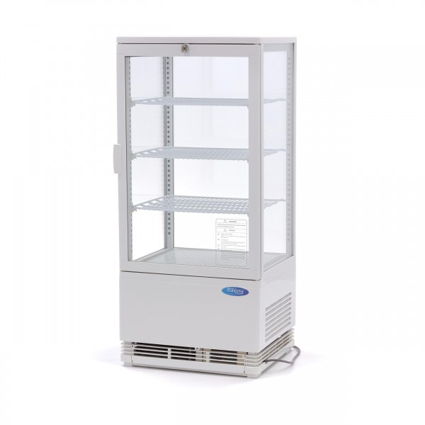 Maxima Cooled display 78L white