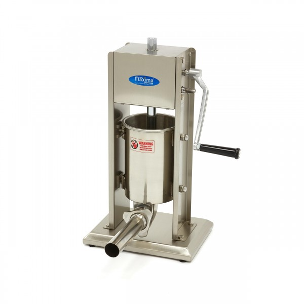 Maxima Sausage Filler 3L - Vertical - Stainless St...