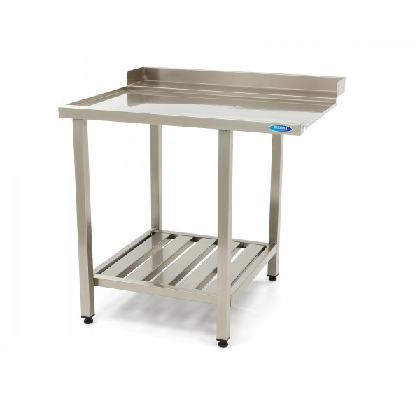 Maxima Dishwasher Outlet Table 900 x 750 mm - Left
