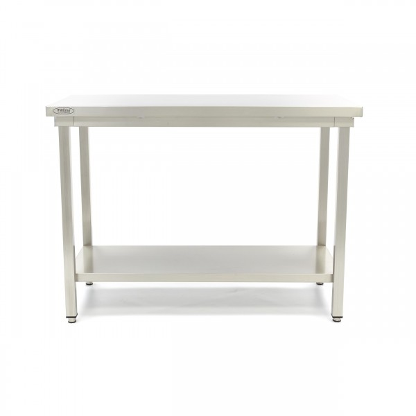 Maxima Stainless Steel Workbench 'Deluxe' 1000 x 6...