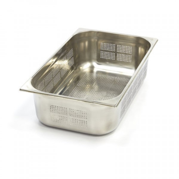 Stainless Steel Gastronorm Container 1/4GN | 200mm...