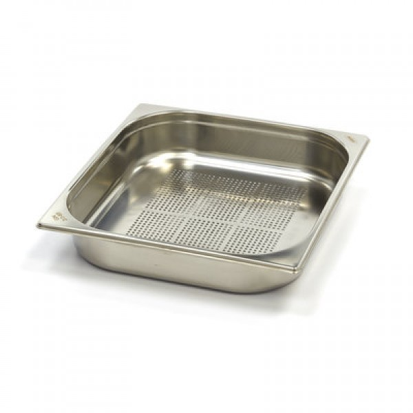 Stainless Steel Gastronorm Container 1/2GN | 150mm...
