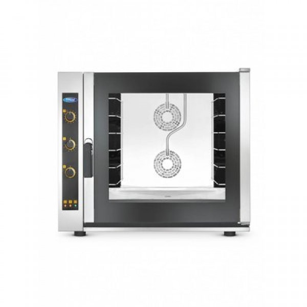 Maxima Deluxe Bake-Off / Bakery Oven 6 Trays 60 x ...