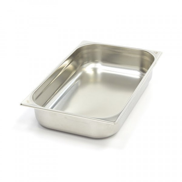 Stainless Steel Gastronorm Container 1/1GN | 65mm ...
