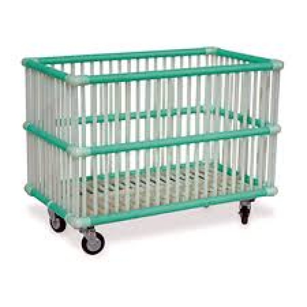 Plastic Trolley  For Wet Clothes -LT-409