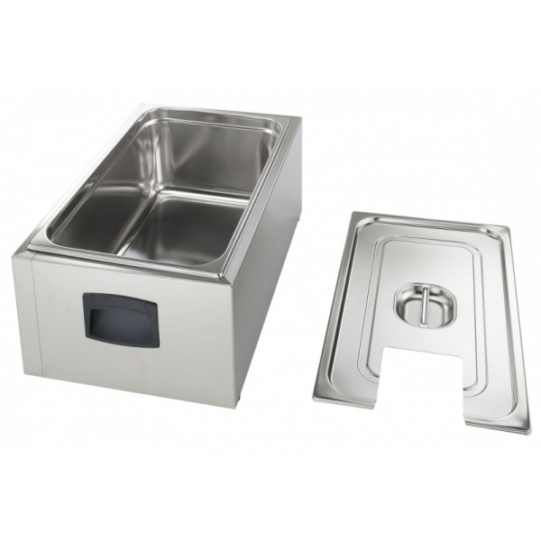 Zanussi Professional Container Gn 1/1 With Lid For...